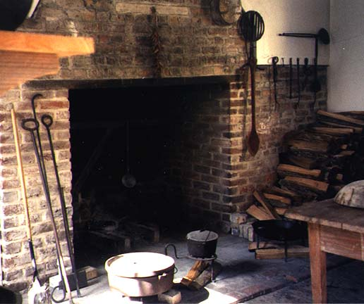 Hearth Room Off Kitchen: #70 Somerset Place
